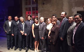 Voces Verdes & others host event for US Latino & Latin American leaders during climate talks in Paris